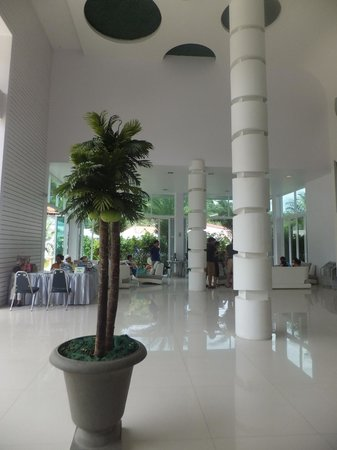 The Palmery Resort : hall