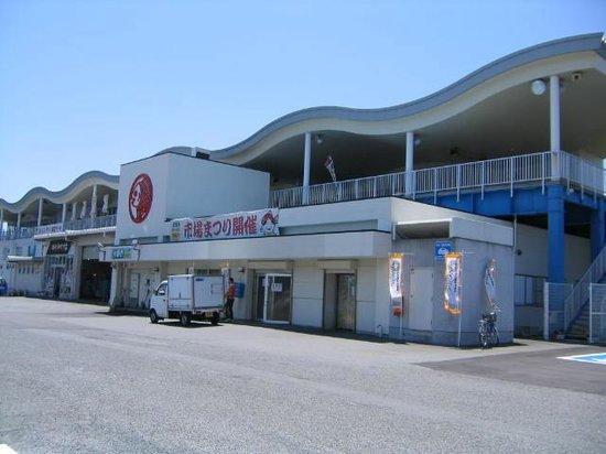 Michi-no-Eki Shiosai Ichiba Hofu