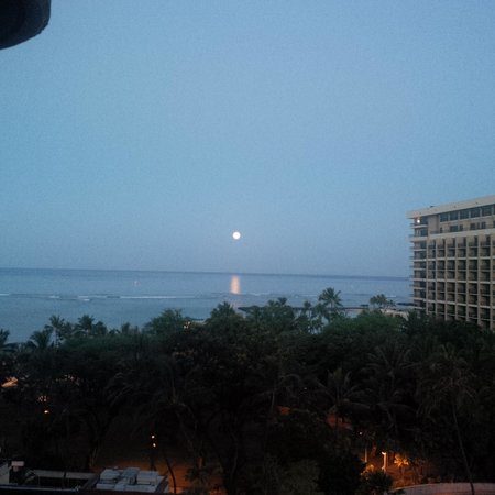 Hale Koa Hotel: Good morning Hawaiian Style