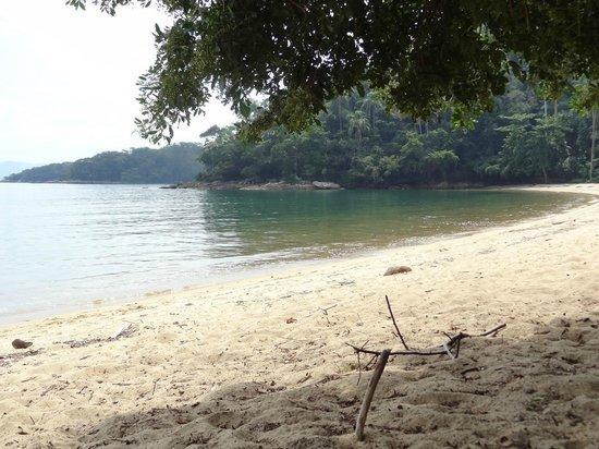 Estrela da Ilha: Praias desertas que se vai descobrindo ao caminhar pelas trilhas.