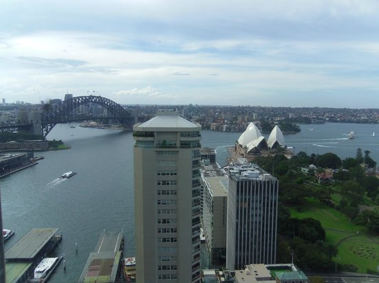 InterContinental Sydney: Sydney Harbour View from our room