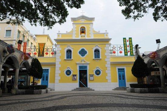 St. Francis Xavier Church: 聖方濟各聖堂