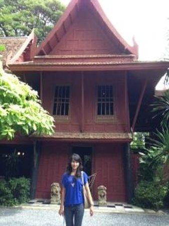 Maison de Jim Thompson : Jim Morrison House
