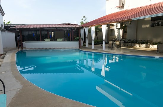 Hotel Papa Beto : Pool