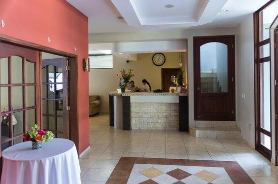 Hotel Papa Beto : Lobby