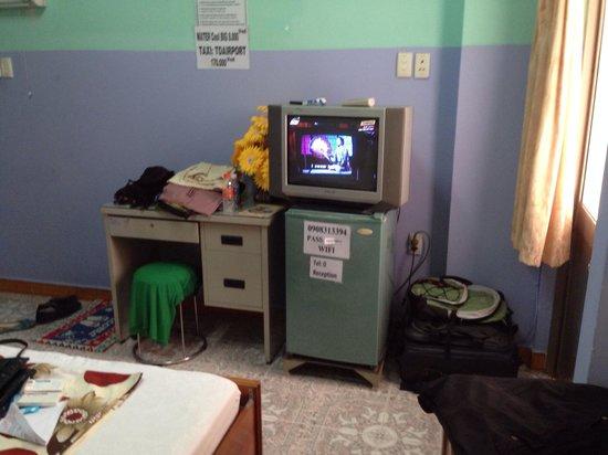 Thai Nhi Mini Hotel: комната