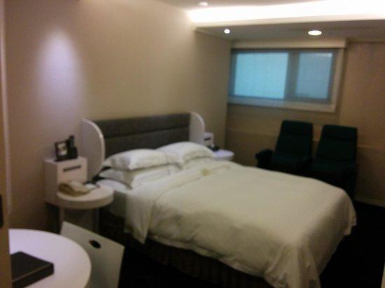 Airline Inn Taipei Zhong Hua: room