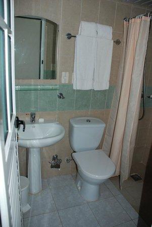 Hotel Islazul Hanabanilla: Badezimmer