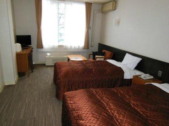 Hotel Cerulean Alpine: ツインルーム