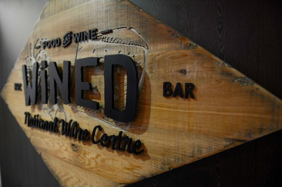 National Wine Centre of Australia: NWC 'Wined' Bar