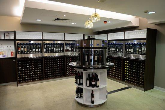 National Wine Centre of Australia: NWC 'Wined' Bar Enomatics