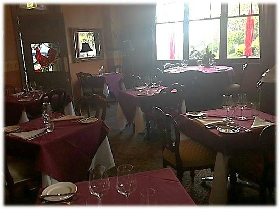 Jamison House & The Rooster Restaurant : Main room