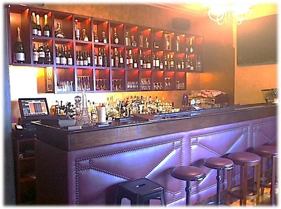 Jamison House & The Rooster Restaurant : Bar