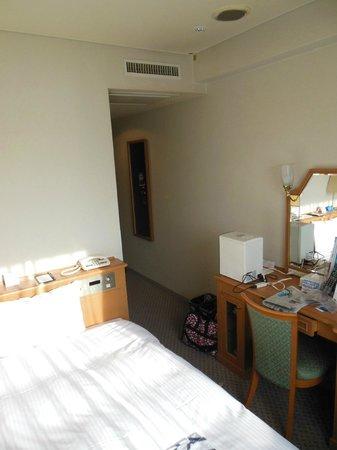 APA Hotel Nagasaki Eki Minami : 部屋