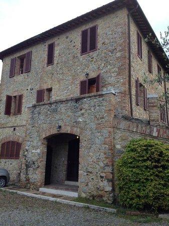 Casale Virgili : Casa Virgili desde fuera