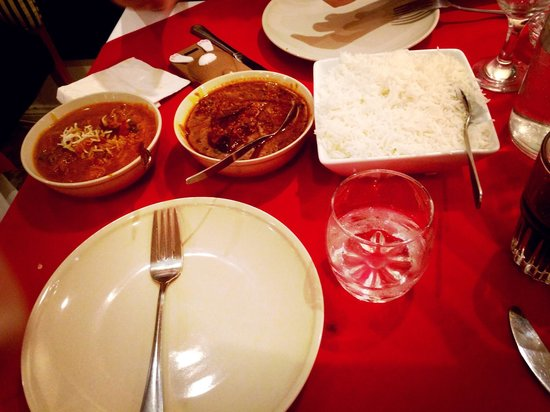 Himalayan Char Grill: Curries