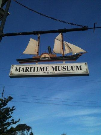 Port Albert Maritime Museum: Museum