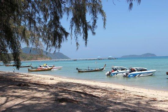 Rawai Beach: La plage