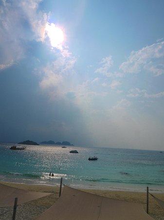 Laguna Redang Island Resort : stunning view