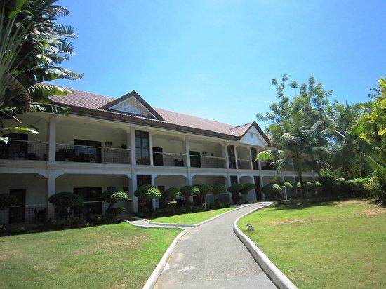 Pacific Cebu Resort: 客房建築-3