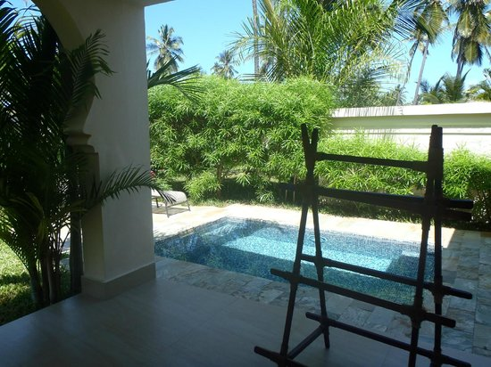 Baraza Resort & Spa: Plunge pool