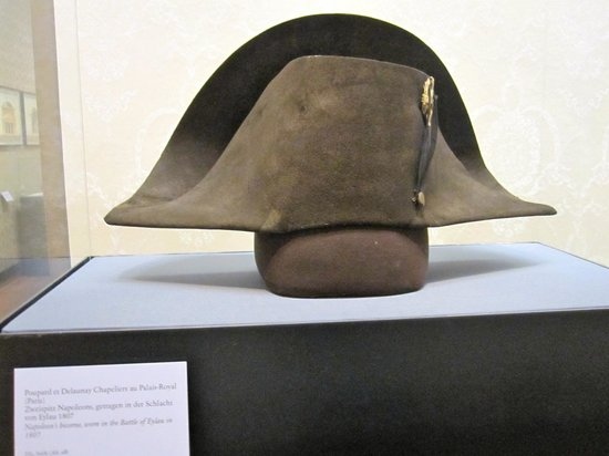 Albertina - Napoleon's Bicorne