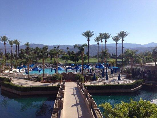 JW Marriott Desert Springs Resort & Spa: View from property