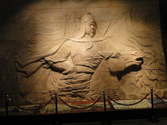 Quanzhou Museum : stone art