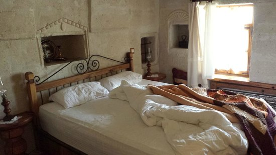 Koza Cave Hotel: Separate bedroom for us