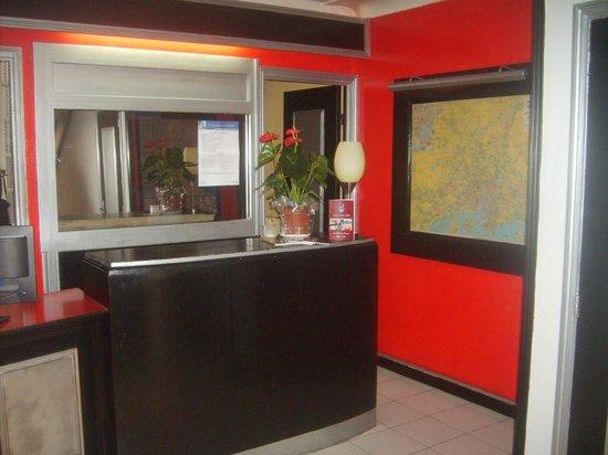 Hotel Montgrand: Lobby