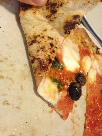Pizza Man Baracca: Napoli style