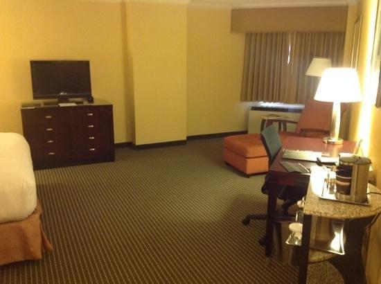 Hilton Arlington: quarto