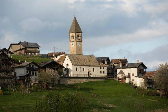 Piccola Baita: Chiesa