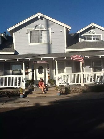 Canyon Country Inn Bed & Breakfast: Fachada