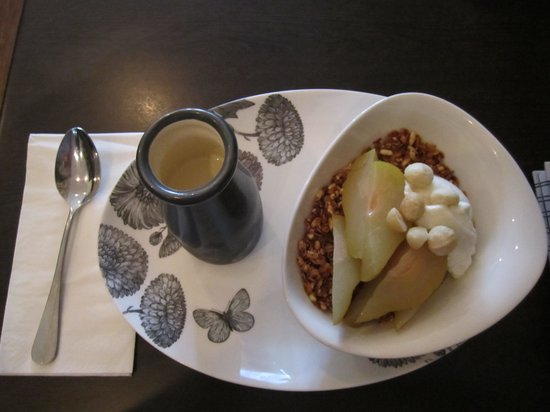 Indulge: My fave - The Granola