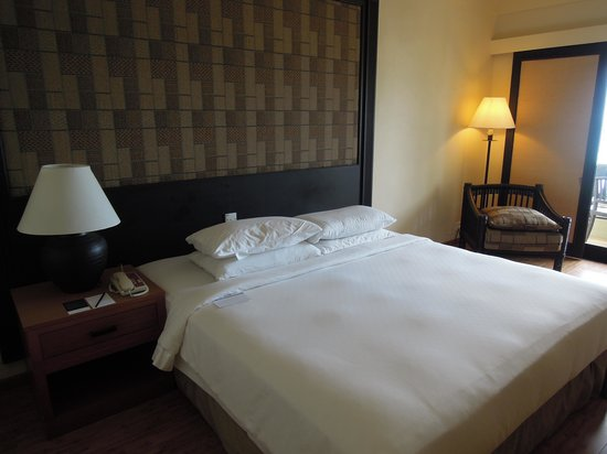 Hyatt Regency Kuantan : Sea View Bedroom