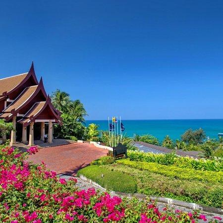 Novotel Phuket Resort: Sea View