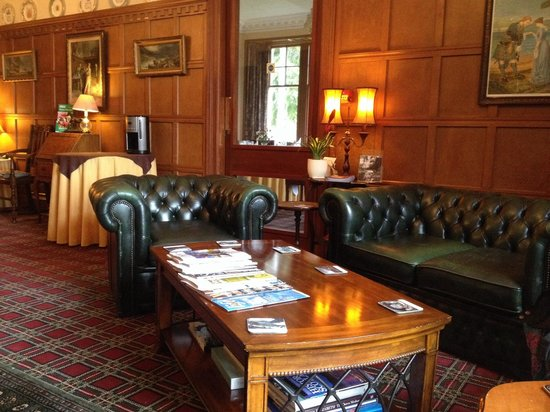 Tigh na Sgiath Country House Hotel: Very cozy