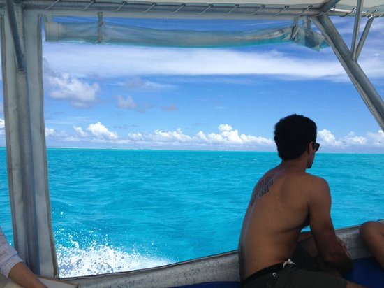 Moana Adventure Tours: Blue lagoons