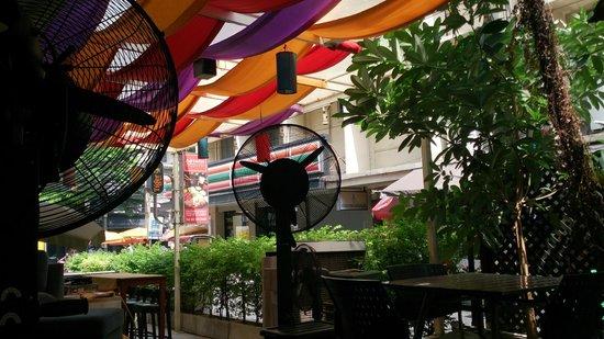 Le Siam Hotel: Breakfast - Buffet