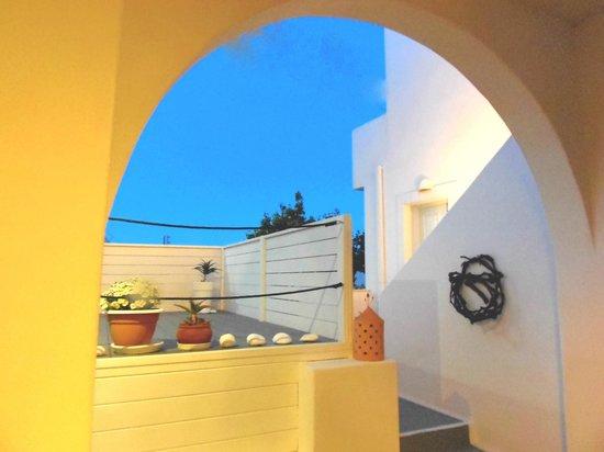 Elkaza Villas: balconySvilla