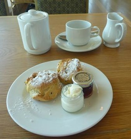 The Tiffany Room: Cream Tea