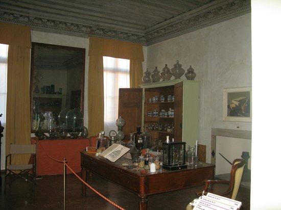 Palazzo Mocenigo: storia dei profumi