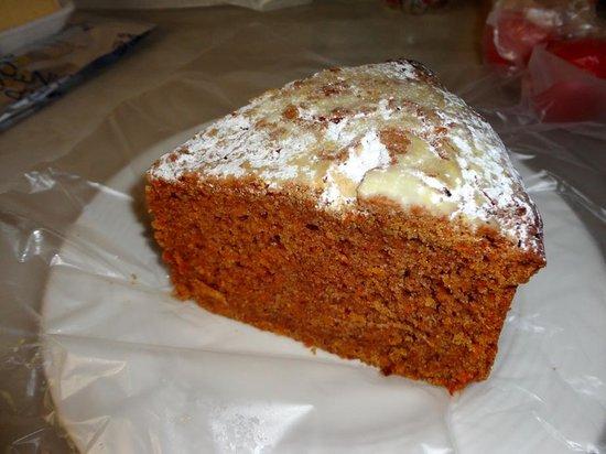 Vecchio Forno: Carrot Cake