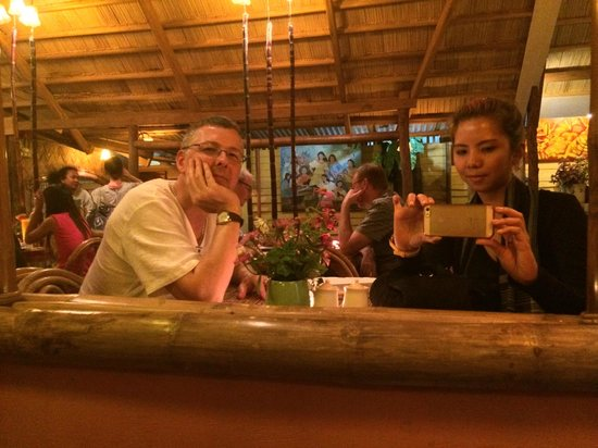 Kalui Restaurant: Relaxing :)