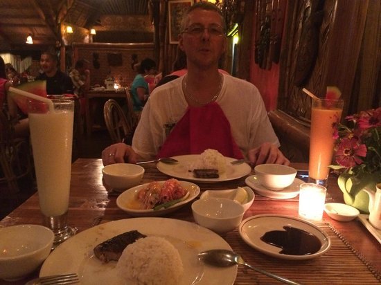 Kalui Restaurant: amazing food and atmosphere