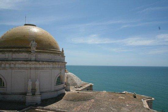Catedral de Cádiz: смотровая башня