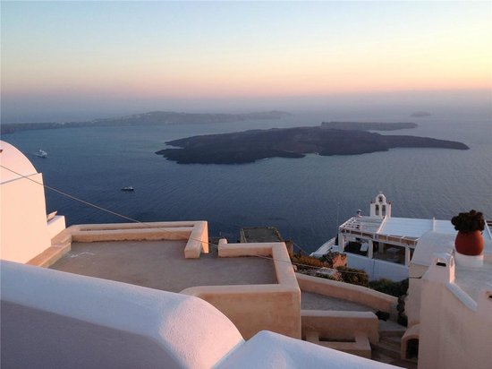 Heliades Apartments : Santorini