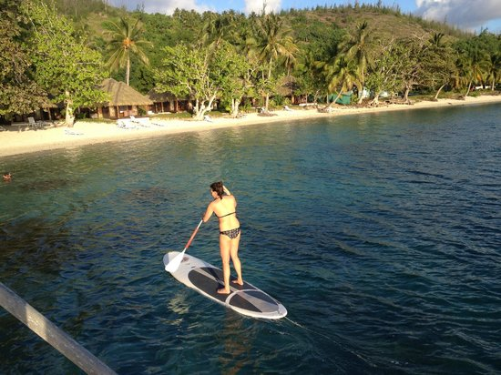 Relais Mahana : Paddle boards