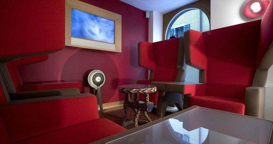 La Cour des Augustins - Boutique Gallery Design Hotel : Lobby